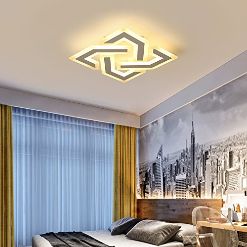 Renshengyizhan@ New Style Modern LED Ceiling Light for ...