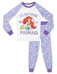 Disney Girls' The Little Mermaid Pajamas