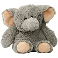 Intelex Warmies Microwavable French Lavender Scented Plush Elephant