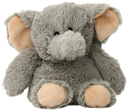 Intelex Cozy Plush Elephant Microwaveable (Microwave Warmer)