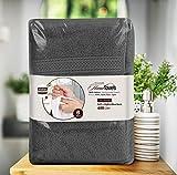 Utopia Towels Premium Grey Hand Towels