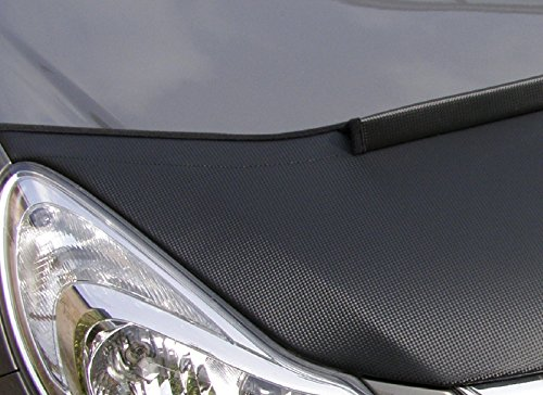 Hood Bra for Toyota Yaris Bonnet Car Bra Front End Cover Nose Mask Stoneguard Protector TUNING