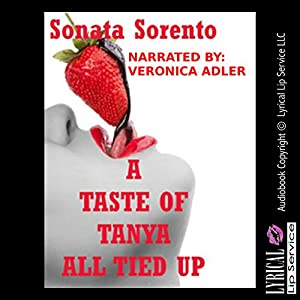 A Taste of Tanya All Tied Up Audiobook