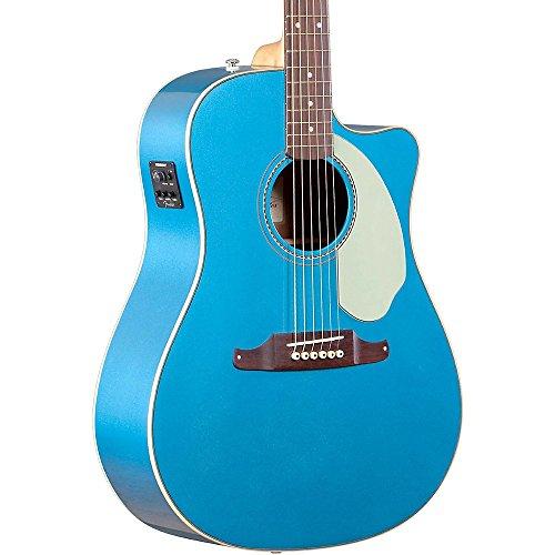 fender acoustic electric strat - 3