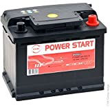 NX - Batterie voiture P Start 60-500 12V 60Ah +D - Batterie(s) - L02046C14-