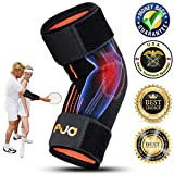 Best Golfers Elbow Braces - Tennis Elbow Brace Tendonitis Compression Sleeve Elbow Support Review
