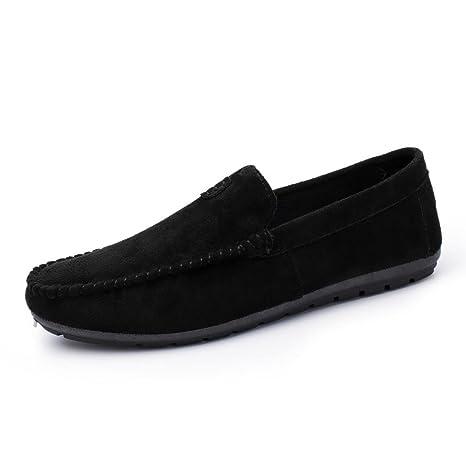 Zapatos Hombre,Estilo de verano joven Cool Men s casual y cómodo conducción zapatos