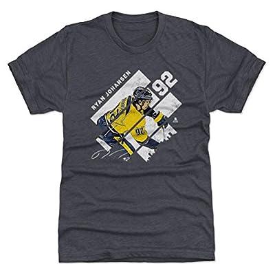 500 LEVEL's Ryan Johansen T-Shirt - Nashville Hockey Fan Gear - Ryan Johansen Stripes