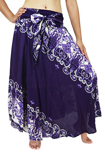 Lovely Creationss Women Bohemian Skirts