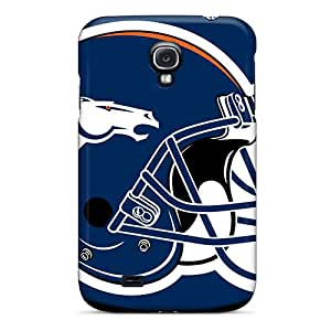 Top Quality Rugged Denver Broncos Case Cover For Galaxy S4