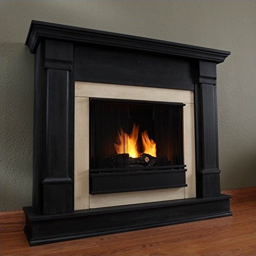 Cheap Real Flame Silverton Ventless Gel Fireplace