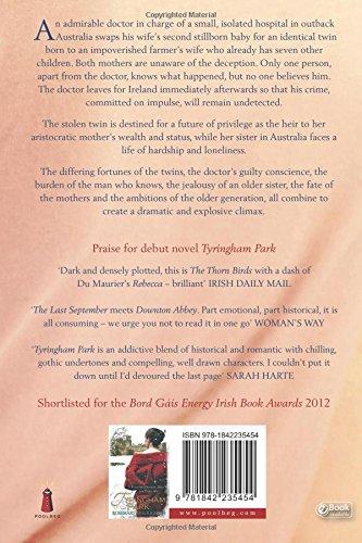 Return To Tyringham Park Rosemary McLoughlin 9781842235454 Amazon Books