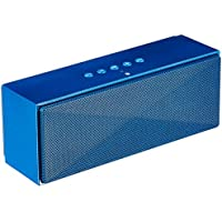 AmazonBasics Wireless Bluetooth Dual 3W Speaker w/ Built-in Mic