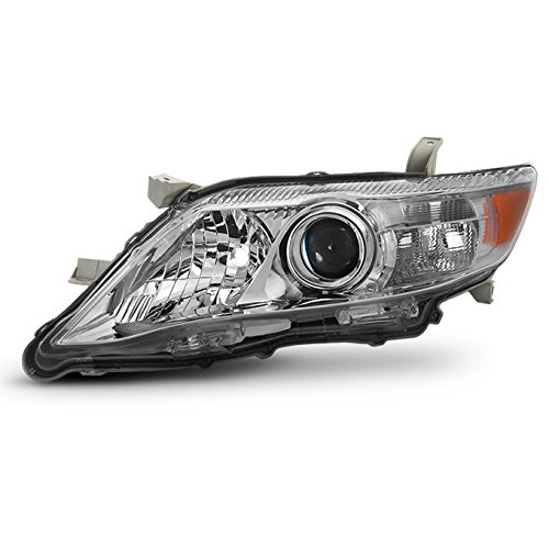 For 10-11 Toyota Camry LE/XLE Models Projector Headlight Lamps Driver Left Side Direct Replacement