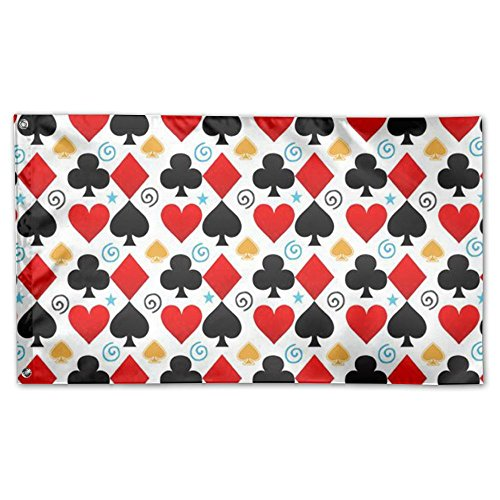 Online Poker Cards Entertainment3 Spring Home Yard Garden Fl