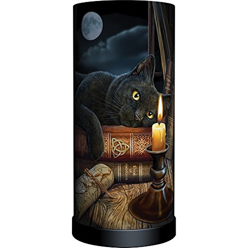 Lamp Celtics (Pacific Trading Mystic Witching Hour Round Lamp - 11