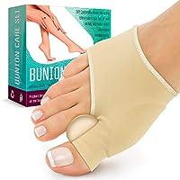 Bunion Splint Bunion Corrector – Big Toe Straightener – Corrector Bunion for Sport – Bunion Socks for Hallux Valgus Bunion Pain Relief
