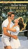 Summer Love Match, Marjorie McAneny, 0517000636