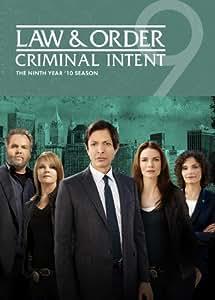 Law & Order: Criminal Intent: Year Nine