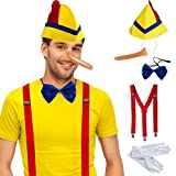Tigerdoe Storybook Costumes - Fairy Tale Costumes - Dress up - Disguise Costumes - Costumes for Adults - Dress up Party