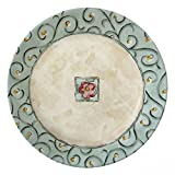 "Corelle Impressions Watercolors 8-1/2"" Luncheon Plate (Set of 8)"