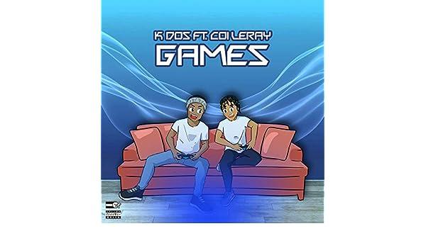 Games (feat. Coi Leray) [Explicit] de K Dos en Amazon Music ...