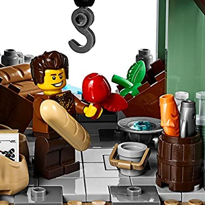 LEGO Ninjago Temple of Airjitzu 70751: Toys & Games