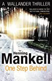 One Step Behind by Henning Mankell front cover