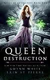 Queen of Destruction: A Dark Sleeping Beauty Fairytale Retelling (Queen of Extinction Trilogy) (Volume 2)