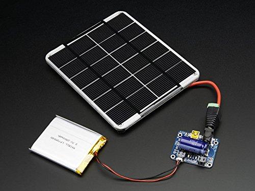Adafruit USB/DC / Solar Lithium Ion/Polymer Charger [ADA390]