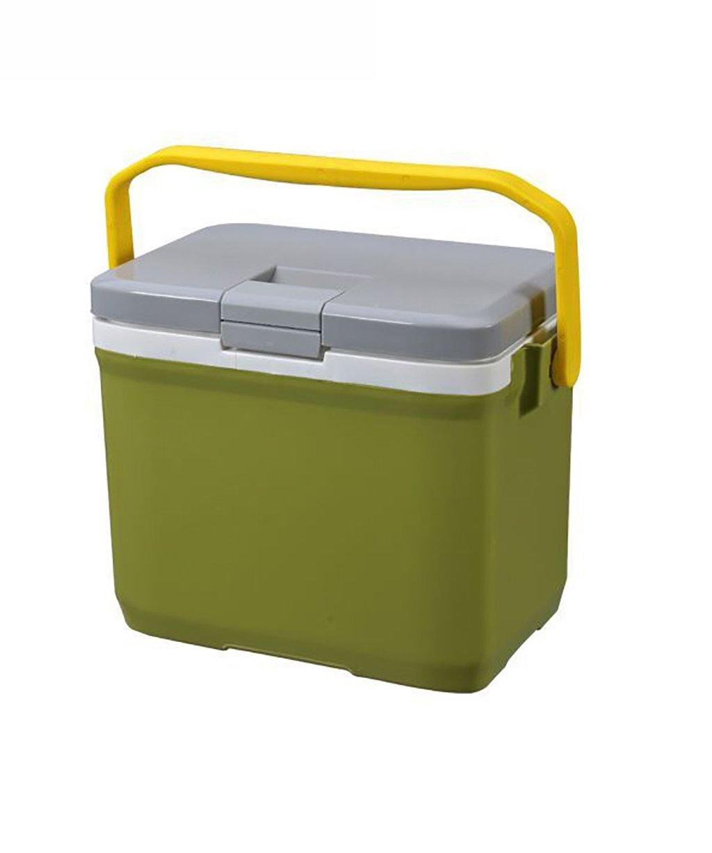 LIANJUN Camping 10L Kühlbox Kühltasche Täglicher Gebrauch für Getränk / Nahrungsmittelplastikauto Haushalt / im Freien