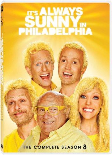 DVD : It's Always Sunny in Philadelphia: Season 8 (Dolby, AC-3, , Widescreen, 2 Pack)