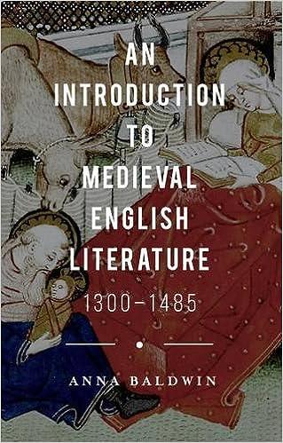 Descargar gratis ebooks pdf An Introduction to Medieval English Literature: 1300-1485 PDF PDB CHM 023025036X