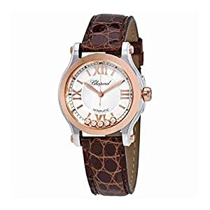 Chopard Happy Sport Automatic Ladies Watch 278573-6001BR