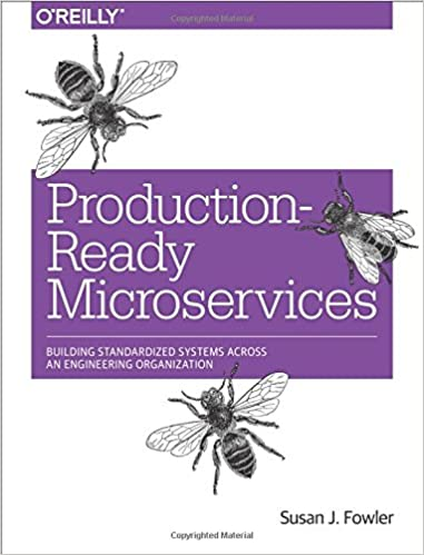 Book Production-Ready Microservices: Building Standardized Systems Across an Engineering Organization
