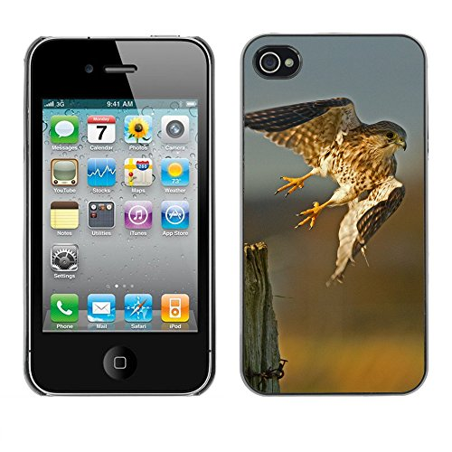 Premio Sottile Slim Cassa Custodia Case Cover Shell // F00004715 Russell Savory // Apple iPhone 4 4S 4G