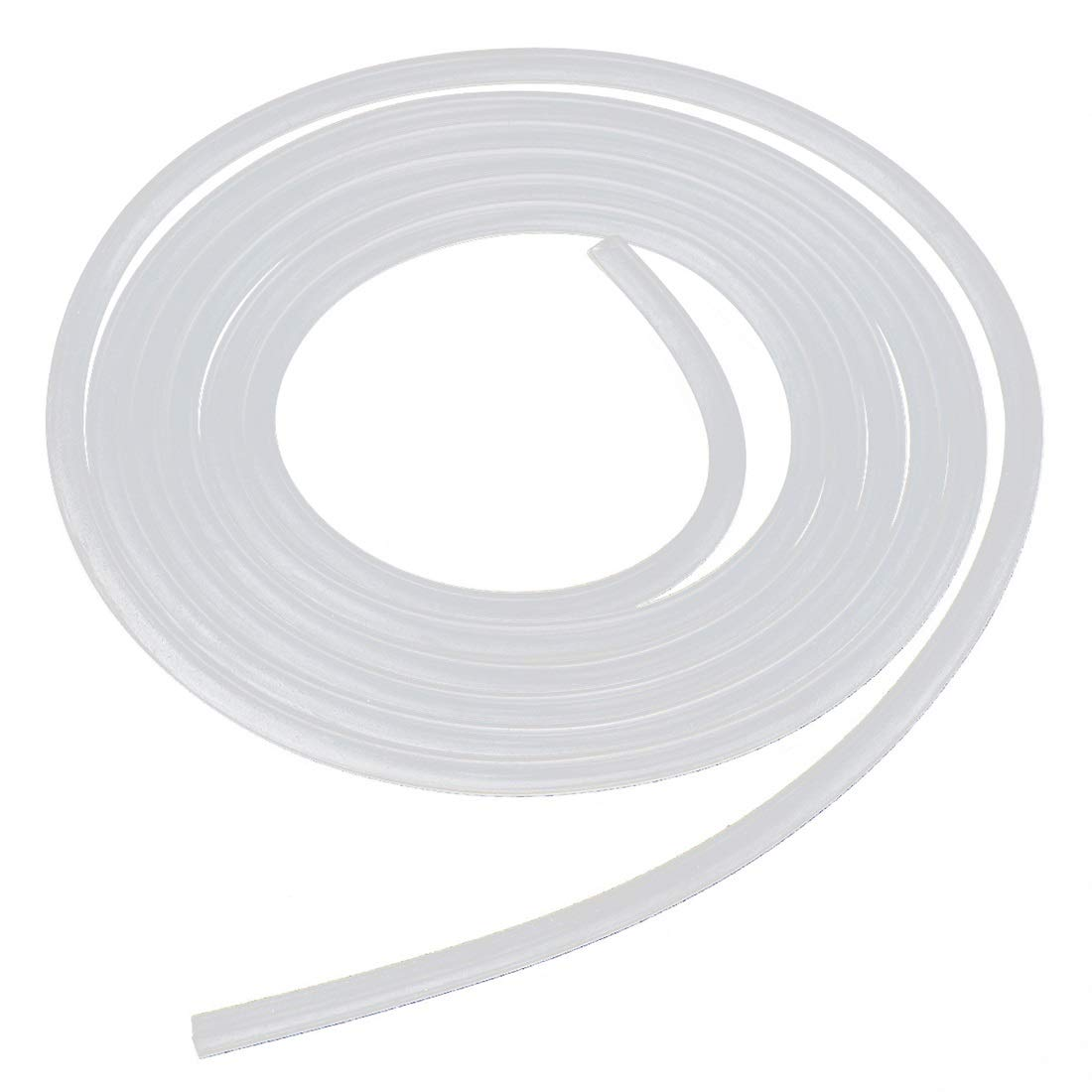 "5/16"" ID Silicon Tubing, JoyTube Food Grade Silicon Tubing 5/16"" ID x 7/16"" OD 50 Feet High Temp Pure Silicone Hose Tube for Home Brewing Winemaking"