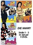 Die Nanny Staffel 1-3: Staffel 1-3