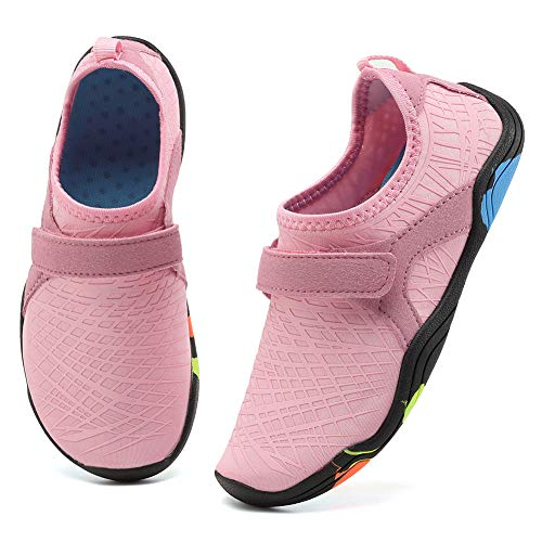 Toddler//Little Kid//Big Kid Boys Girls Water Shoes Barefoot Quick Dry Aqua Socks Swim Shoes Breathable Shoes