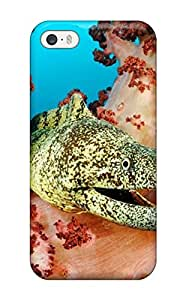 For Iphone Awesome Moray Eel Japan Skerry Protective Case Cover Skin Iphone 5/5s Case Cover