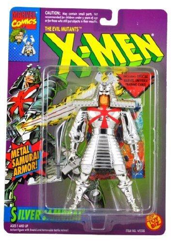 Silver Samurai X-Men 1994 Action (Silver Samurai Marvel)