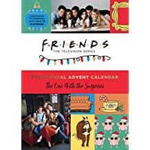 Friends: The Official Advent Calendar: The One With the Surprises | Friends TV Show | Gifts For Women | Holiday Gift Guide | Friends Merchandise