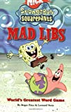 SpongeBob SquarePants Mad Libs, Roger Price and Leonard Stern, 0843121270