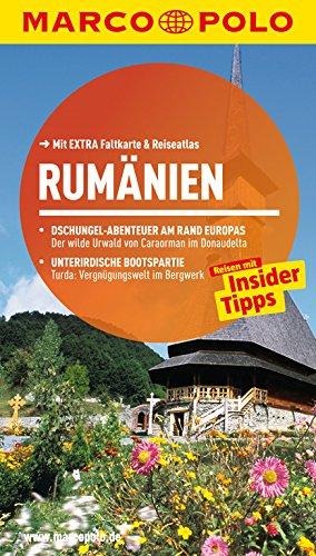 MARCO POLO Reiseführer Rumänien: Reisen mit Insider-Tipps. Mit EXTRA Faltkarte & Reiseatlas