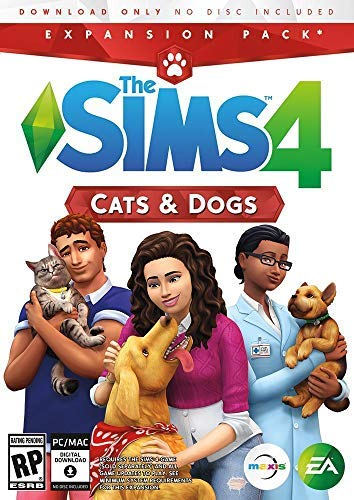 The Sims 4 Cats & Dogs [PC Code – Origin]