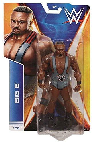 WWE Basic Figure Series Big E Figure by WWE