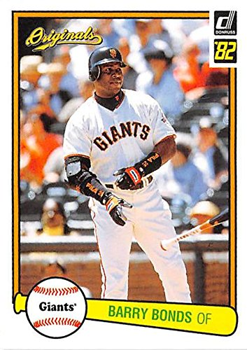72756cc0971 Image Unavailable. Image not available for. Color  Barry Bonds baseball ...