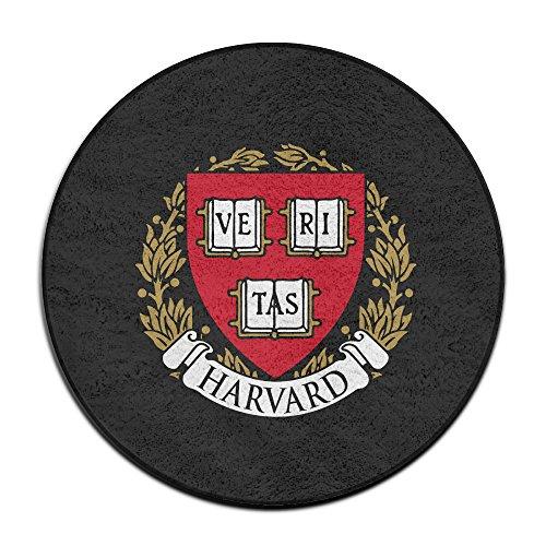 Personalized Harvard University Logo Harvard Crimson Doormat Welcome Mat