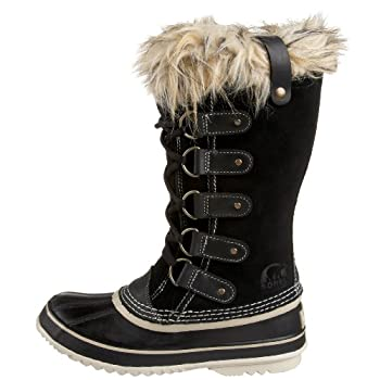 Sorel Women's Joan Of Arctic Nl1540 Boot,black,5 M 4