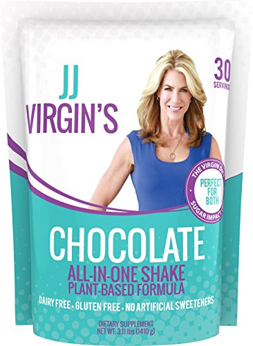 JJ Chocolate Plant Based Protein Servings product image